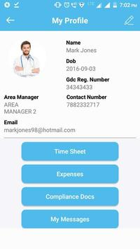 Cavity Dental Staff Agency App screenshot 3