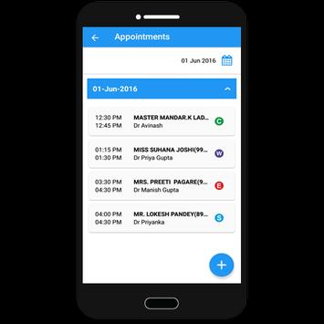 Dentee - For Doctors apk screenshot