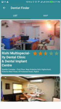 Nearby Near Me Dentist screenshot 2
