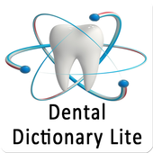 Dental dictionary icon