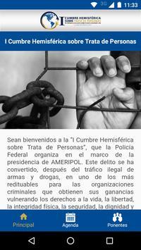 Cumbre Hemisférica poster