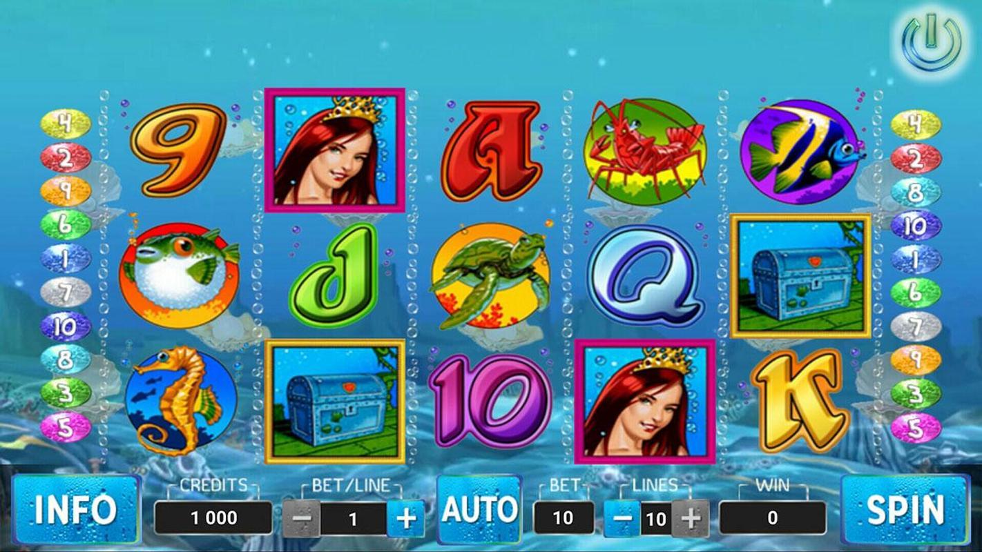 Mermaids Pearl Slot Game