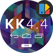 KK4.4 | Free Sony Xperia Theme icon