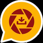 WhatsApp Status Downloader - AblyApp icon