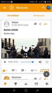 Musicien apk screenshot