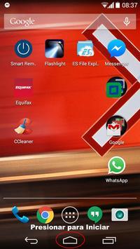 Broma: Virus de Pantalla screenshot 1