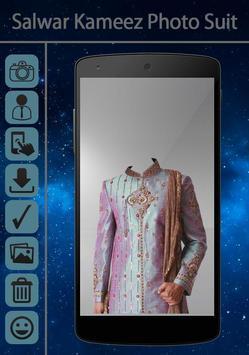 Salwar Kameez Photo Suit تصوير الشاشة 2