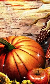 Thanksgiving Live Wallpaper poster