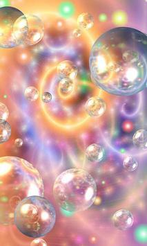 Bubble Live Wallpaper apk screenshot