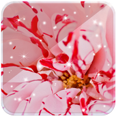 Rose Petals Live Wallpaper icon