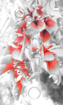 Rose Petals Live Wallpaper poster