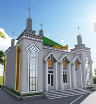 Modern Mosque Design screenshot 14