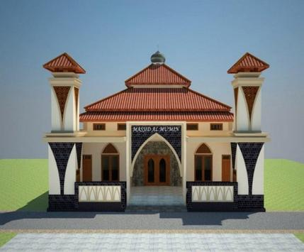 Modern Mosque Design screenshot 16