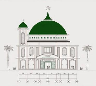 Modern Mosque Design screenshot 19