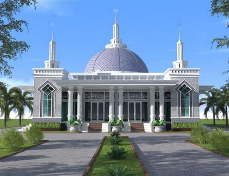 Modern Mosque Design screenshot 1