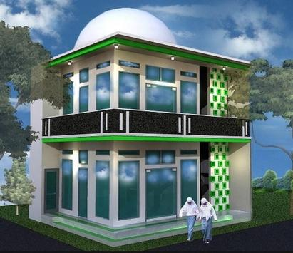 Modern Mosque Design screenshot 3