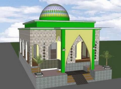 Modern Mosque Design screenshot 6