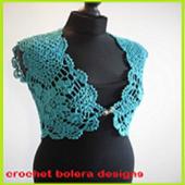 Crochet Bolero Designs icon