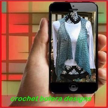 Crochet Bolero Designs screenshot 3