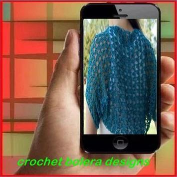 Crochet Bolero Designs poster
