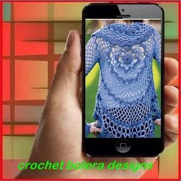 Crochet Bolero Designs screenshot 1