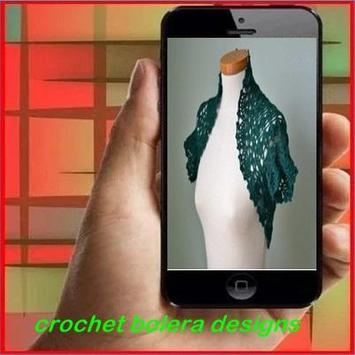 Crochet Bolero Designs screenshot 2