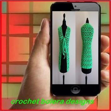 Crochet Bolero Designs screenshot 4