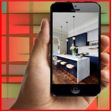 Minimalist Kitchen Design poster