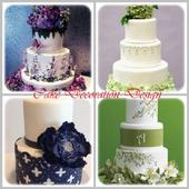 Cake Decoration Design icon
