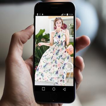 desain dress fashion screenshot 4