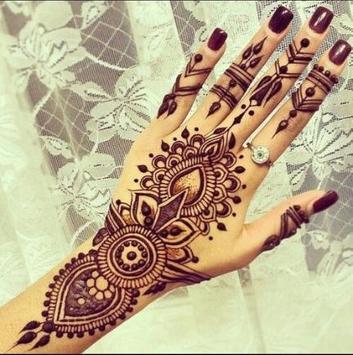 Henna Design Simple screenshot 3