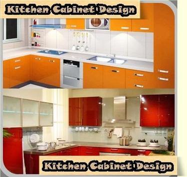 Kitchen Cabinet Design poster