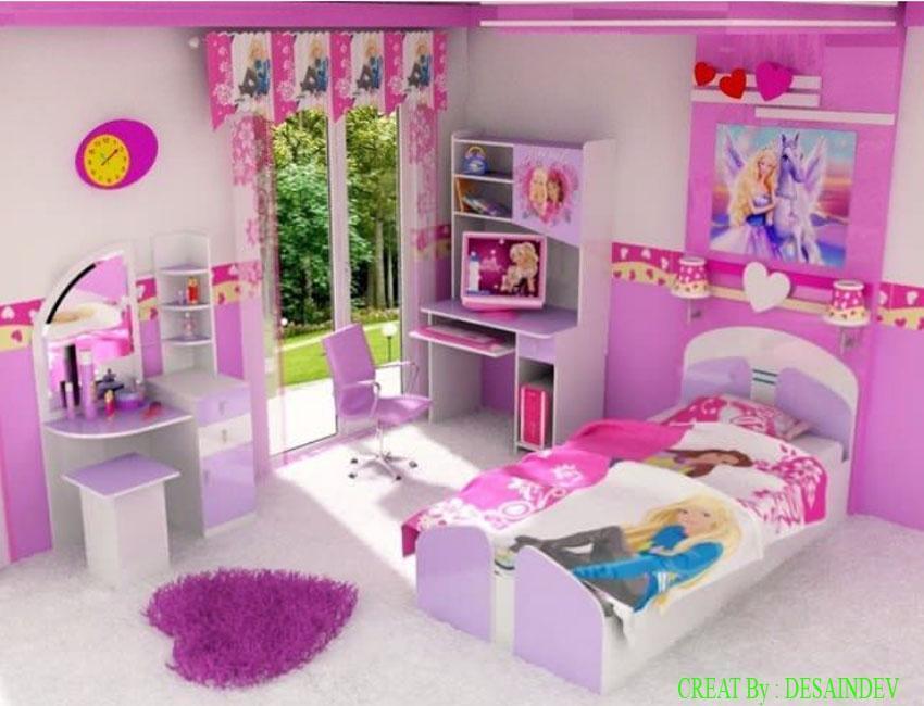 Desain Kamar Tidur Anak Perempuan For Android Apk Download
