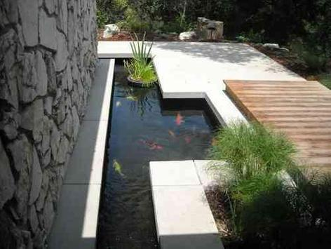 Fish Pond Design Idea screenshot 1