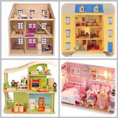 Modern Doll House Design icon