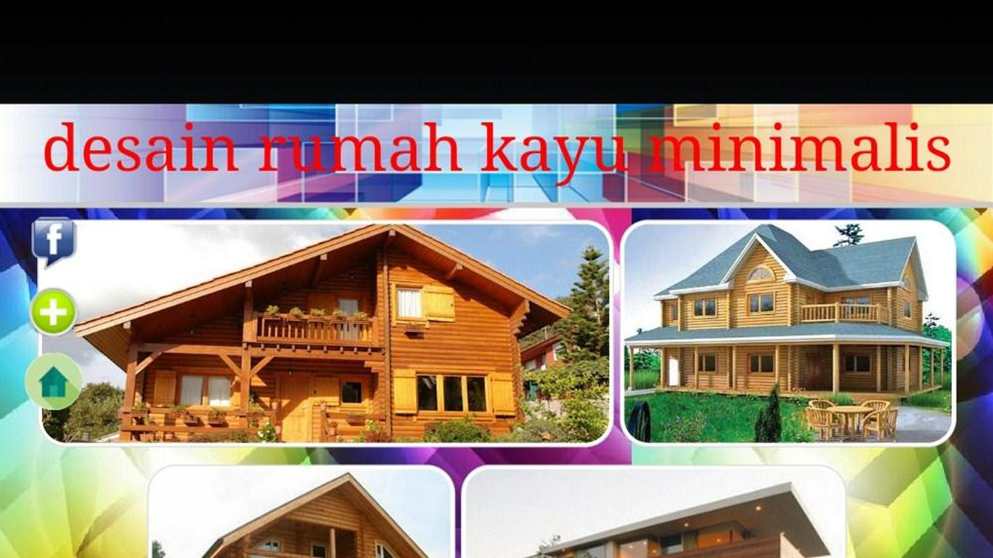 Minimalist Wooden House Design For Android Apk Download