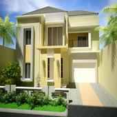 Desain Rumah Mewah 2 Lantai icon