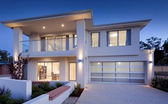 Minimalist house design screenshot 21