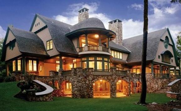 Minimalist house design apk screenshot