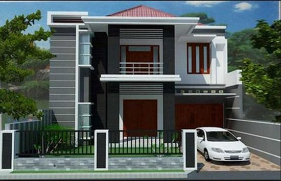Minimalist house design screenshot 8