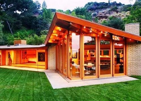 Minimalist house design screenshot 9