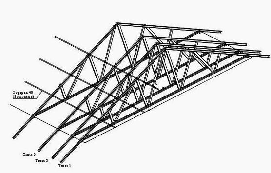 lightweight steel frame design screenshot 2