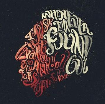 art design letter apk screenshot