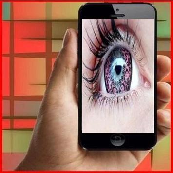 Softlens Design Eye poster