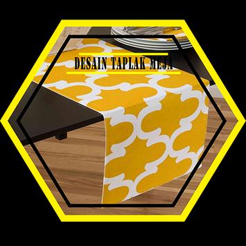 Design ideas Tablecloth poster