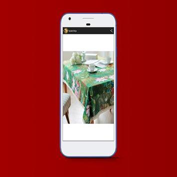 Design ideas Tablecloth screenshot 2
