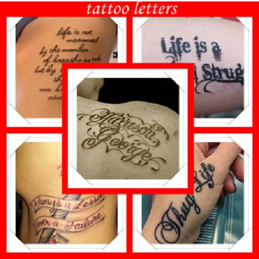 Letter Tattoo Designs For Android Apk Download
