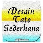Desain Tato Sederhana icon