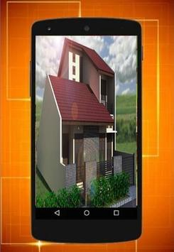 Design over the terrace of the house apk screenshot