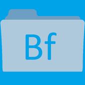 BlueFile icon